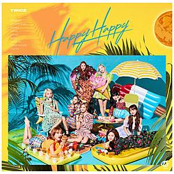 TWICE/ HAPPY HAPPY 通常盤 CD