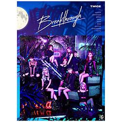 TWICE/ Breakthrough 初回限定盤A CD