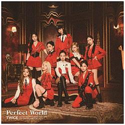 TWICE/ Perfect World 通常盤