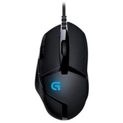 ロジクール(Logicool) G402 Logicool Ultra Fast FPS Gaming Mouse(8ボタン/USB/光学式/ブラック) 【ゲーミングマウス】[有線マウス]
