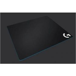 ロジクール(Logicool) ゲーミングマウスパッド[460×400×3mm] ラージクロス(ブラック) G640R
