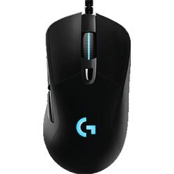 ロジクール(Logicool) 有線ゲーミングマウス[USB 2m] Logicool G403 Prodigy Gaming Mouse (6ボタン・ブラック) G403