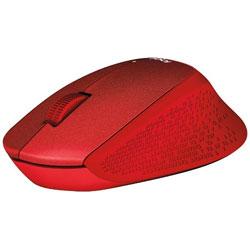 M331RD マウス レッド [光学式 /3ボタン /USB /無線(ワイヤレス)]