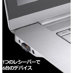 USB Unifyingレシーバー RC24-UFPC