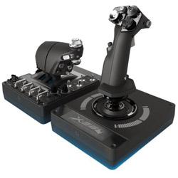 スロットル&スティック式シミュレーションコントローラ X56 HOTAS ロジクール  GX56R