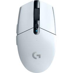 logicool(ロジクール) G304rWH ゲーミングマウス Gシリーズ ホワイト [光学式 /6ボタン /USB /無線(ワイヤレス)]