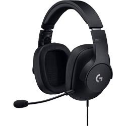 ロジクール(Logicool) 【在庫限り】 G-PHS-001 ゲーミングヘッドセット ロジクールG PRO [φ3.5mmミニプラグ /両耳 /ヘッドバンドタイプ]