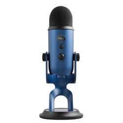 logicool(ロジクール) BM400MB PCマイク Yeti ミッドナイトブルー [USB]