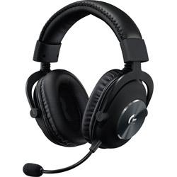 logicool(ロジクール) 【店頭併売品】 ロジクールG PRO X ゲーミングヘッドセット[USB・3.5mm ステレオミニプラグ/ブラック] G-PHS-003