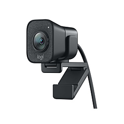 logicool(ロジクール) ウェブカメラ マイク内蔵 USB-C接続 StreamCam グラファイト コントラスト C980GR [有線]
