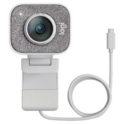 logicool(ロジクール) ウェブカメラ マイク内蔵 USB-C接続 StreamCam ホワイト C980OW [有線]