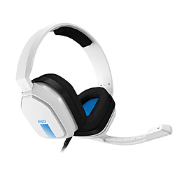 Logicool G Astro A10 Headset PS4 A10-PSWH A10PSWH