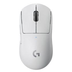 logicool(ロジクール) 【店頭併売品】 ゲーミングマウス PRO X SUPERLIGHT ホワイト G-PPD-003WL-WH [光学式 /5ボタン /USB /無線(ワイヤレス)]