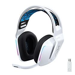 logicool(ロジクール) G733-LOL ゲーミングヘッドセット G733 K/DA LIGHTSPEED ホワイト [ワイヤレス(USB) /両耳 /ヘッドバンドタイプ]