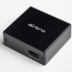 logicool(ロジクール) HDMIアダプター for PlayStation5 ASTRO Gaming ブラック AHS-HDMIADP [1入力 /1出力 /自動]