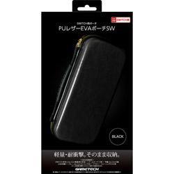 PUレザーEVAポーチSW ブラック [SWF2078]