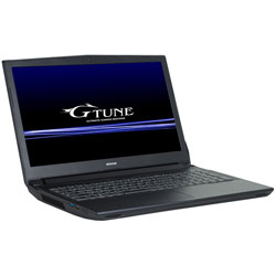 mouse(マウスコンピュータ) 〔アウトレット品〕 ゲーミングノートPC G-Tune NG-N-IPI87S25G106 [プロセッサー・Core i7・15.6インチ・メモリ 16GB・GTX 1060] 〓メーカー保証あり〓