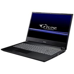 mouse(マウスコンピュータ) BC-G15N107M16G166T-201 ゲーミングノートパソコン G-Tune  [15.6型 /intel Core i7 /SSD:512GB /メモリ:16GB /2020年9月モデル]