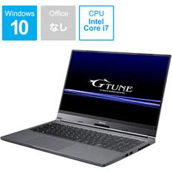 mouse(マウスコンピュータ) BC-GNIDYM16R26-202X ゲーミングノートパソコン G-Tune  [15.6型 /intel Core i7 /SSD:512GB /メモリ:16GB /2020年9月モデル]