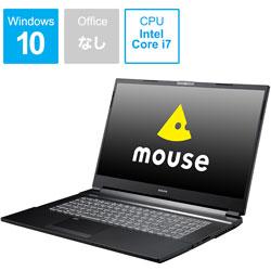 mouse(マウスコンピュータ) BC-G17N107M16G165-202 ゲーミングノートパソコン G-Tune  [17.3型 /intel Core i7 /SSD:512GB /メモリ:16GB /2020年9月モデル]