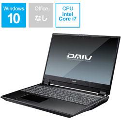 mouse(マウスコンピュータ) ノートパソコン DAIV  BC-DAM32S1R26OL-203 [15.6型 /intel Core i7 /SSD:1TB /メモリ:32GB /2020年10月モデル]