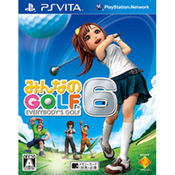 [Used] all of GOLF 6 [PSVita]