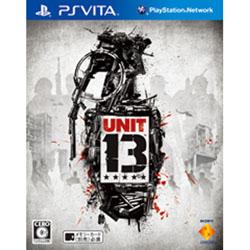 Unit 13 【PS Vitaゲームソフト】