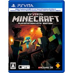 Minecraft (マインクラフト) : PlayStationVita Edition 【PS Vitaゲームソフト】