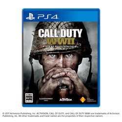 [Used] Call of Duty World War II [PS4]