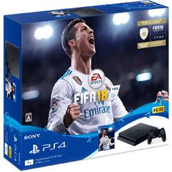 PlayStation 4 FIFA 18 Pack[ゲーム機本体]