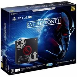PlayStation4 Pro Star Wars Battlefront II Limited Edition[ゲーム機本体]CUHJ-10019