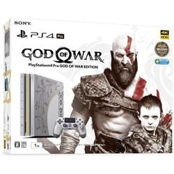 PlayStation 4 Pro ゴッド・オブ・ウォー リミテッドエディション[ゲーム機本体] CUHJ-10021 CUHJ-10021