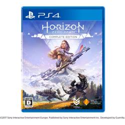 〔中古〕 Horizon Zero Dawn Complete Edition (ホライゾン ゼロ ドーン コンプリートエディション)【PS4】