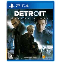 [Used] Detroit: Become Human (Detroit Bikamu Human) [PS4]