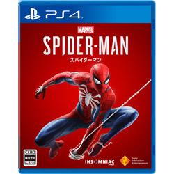 ソニー・インタラクティブエンタテインメント Marvel's Spider-Man (スパイダーマン) 【PS4ゲームソフト】