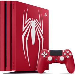 PlayStation4 Pro Marvel's Spider-Man Limited Edition CUHJ-10027