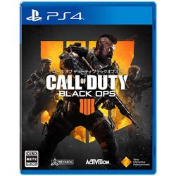 ソニー・インタラクティブエンタテインメント CALL OF DUTY BLACK OPS 4 (コール オブ デューティ ブラックオプス 4) 【PS4ゲームソフト】