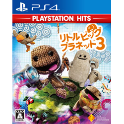 [Unopened goods] Little Big Planet 3 PlayStation Hits [PS4]