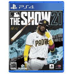 【店頭併売品】 MLB The Show 21(英語版) 【PS4ゲームソフト】