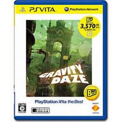 GRAVITY DAZE 重力的眩暈:上層への帰還において、彼女の内宇宙に生じた摂動 PlayStation Vita the Best 【PS Vitaゲームソフト】