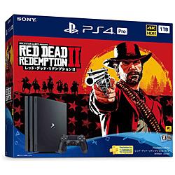 PlayStation 4 Pro レッド・デッド・リデンプション2 パック CUHJ-10028