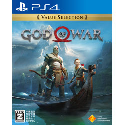 [Used] God of War Value Selection [PS4]