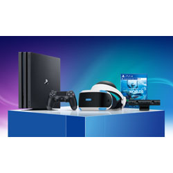 PlayStation4 Pro PlayStationVR Days of Play Pack 2TB CUHJ-10029 CUHJ-10029