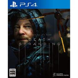ソニー・インタラクティブエンタテインメント DEATH STRANDING (デスストランディング) 通常版 【PS4ゲームソフト】