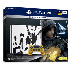 PlayStation 4 Pro DEATH STRANDING LIMITED EDITION CUHJ-10033