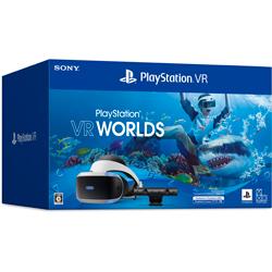 "PlayStation VR ""PlayStation VR WORLDS"" 特典封入版"