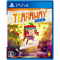 [Used] Tearaway PlayStation4 [PS4]