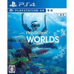 〔中古〕 PlayStation VR WORLDS【PS4】