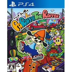 パラッパラッパー 【PS4ゲームソフト】
