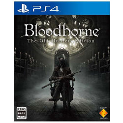 [Used] Bloodborne The Old Hunters Edition [PS4]